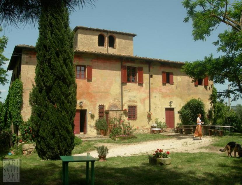 ANTICO CASALE – Campagna Fiorentina – Barberino Val d'Elsa/Certaldo
