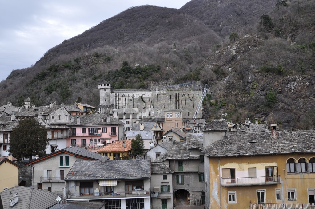 Rif.101V – APPARTAMENTO – Via Nazionale – VOGOGNA (Vb)